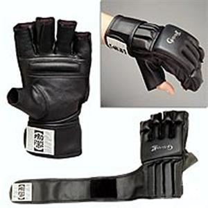 Gladiator Wrist Wrap Grappling Gloves